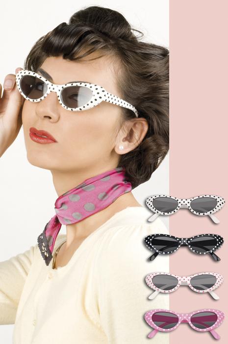 sonnenbrille brille 70er 80er jahre rock n roll brille rockabilly party zubeh r ebay. Black Bedroom Furniture Sets. Home Design Ideas