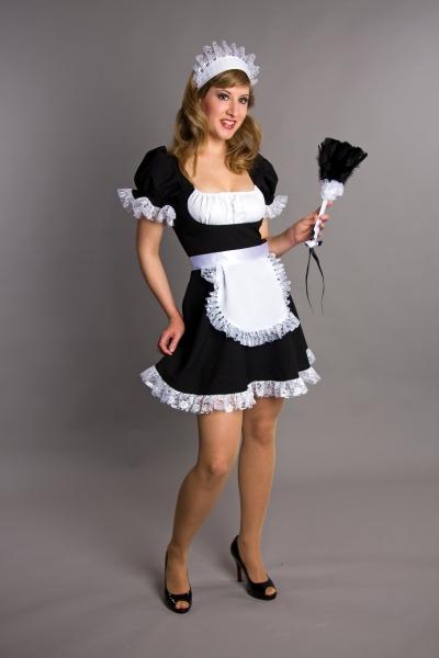 Hausfrau Kostüm
