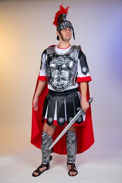 r merkost m r misches kost m f r herren m nner gladiator krieger soldat fasching ebay. Black Bedroom Furniture Sets. Home Design Ideas