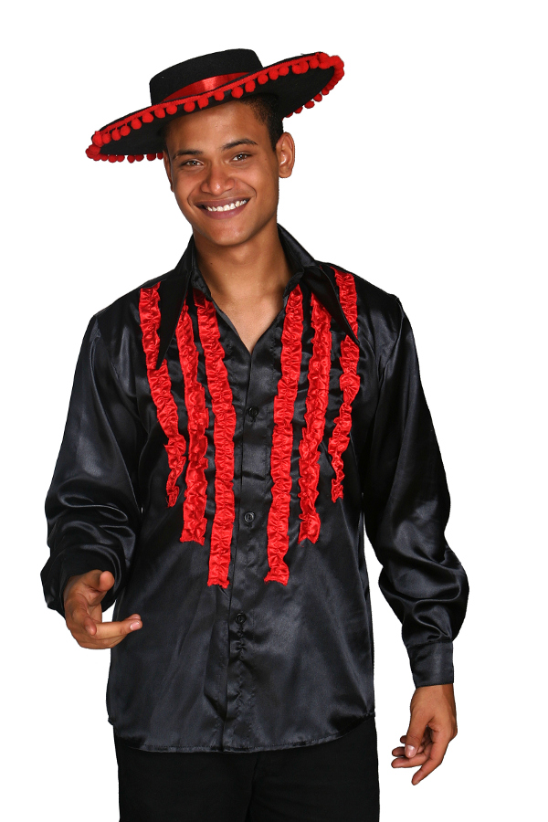Spanischer Sänger