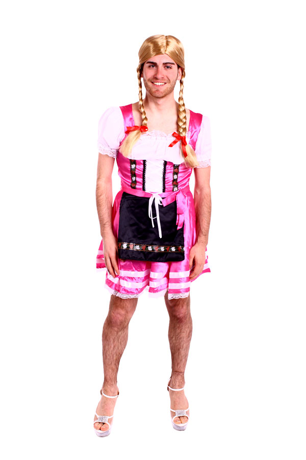 Bad taste party outfit junggesellenabschied verkleidung for Ideen bad taste party outfit
